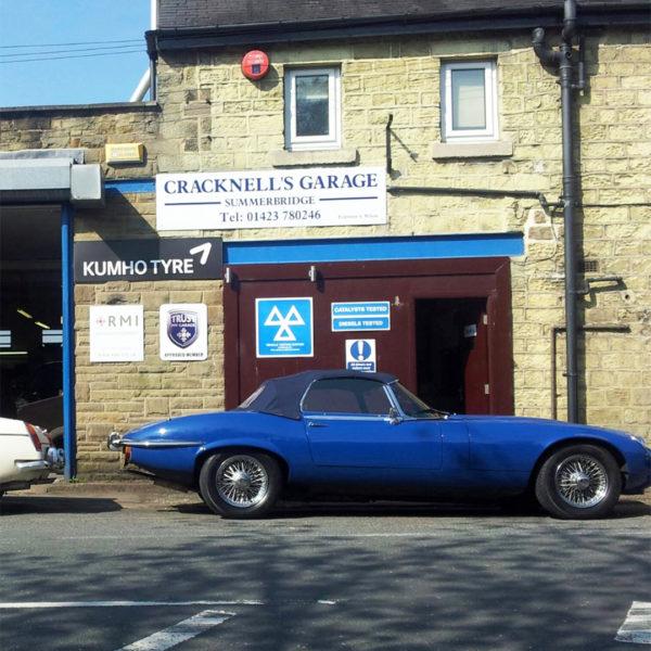 Cracknells Garage