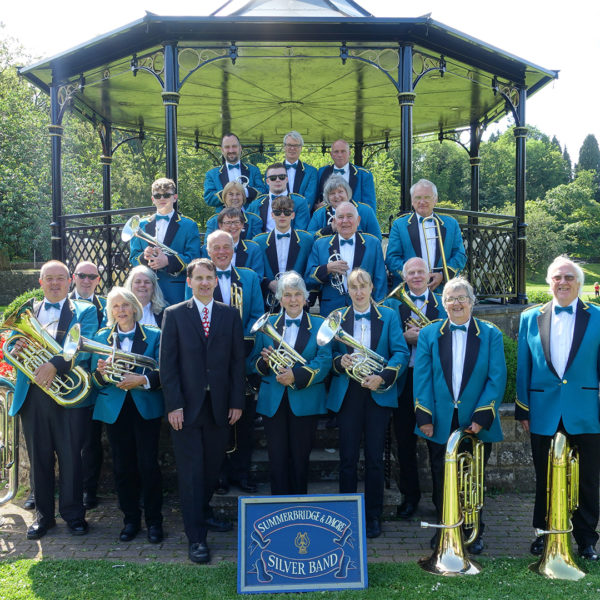 Summerbridge And Dacre Silver Band